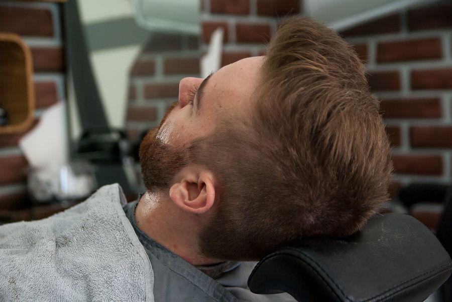 broda po trymowaniu