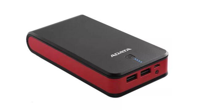 Adata P20100 20100mAh (AP201005VCBKRD) to wydajny powerbank