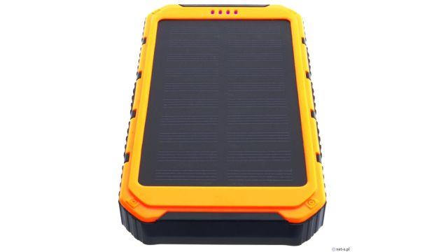 Sunen PowerNeed 6000Mah (S6000Y) z wbudowanym panelem solarnym