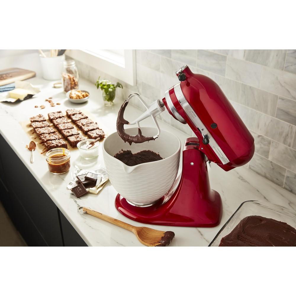 czekolada w robocie kuchennym KITCHENAID ARTISAN 5KSM175PSECA