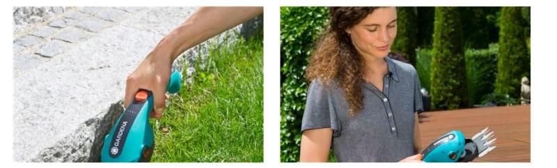 Trawnik świetnie wypielęgnujesz precyzyjnymi nożycami