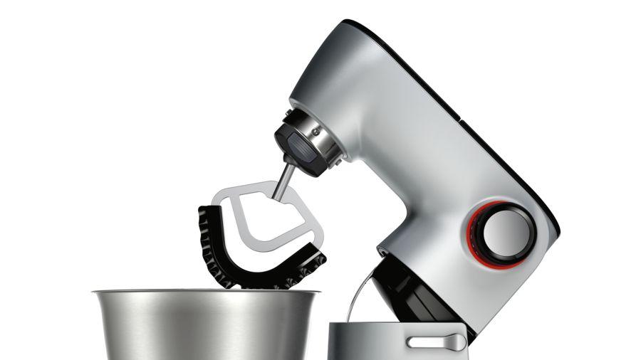 robot kuchenny Bosch OptiMUM MUM9B34S27 z uchylną głowicą
