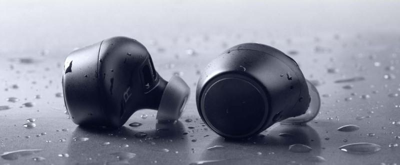 Wodoodporne słuchawki Air Sports