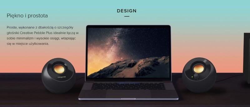 Creative pebble zaskakuje designem