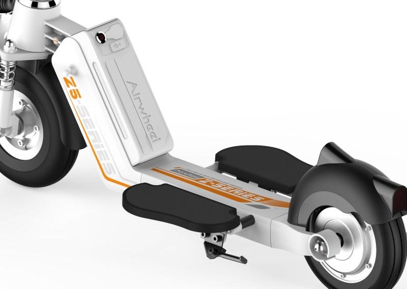 Airwheel Z5S STRONG to wygoda podróży
