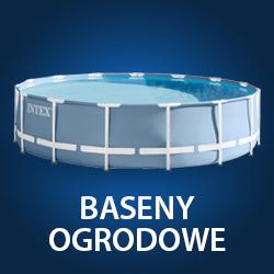Ranking basenów ogrodowych