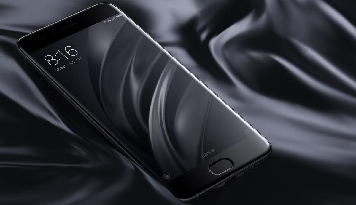 mi 6 in black
