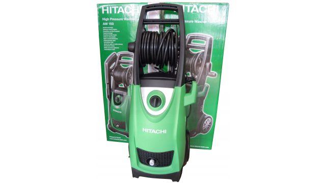 Hitachi AW150 to uniwersalna myjka ciśnieniowa
