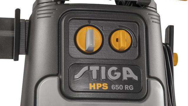 Stiga HPS 650 RG to myjka wysokiej klasy