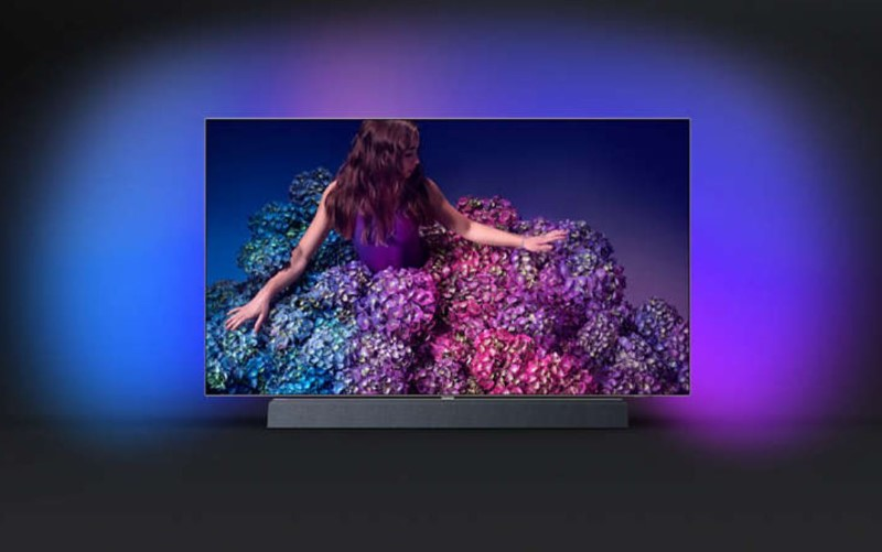 Philips OLED 934 system ambilight