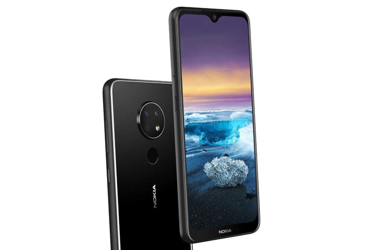 Nokia 6.2 wygląd