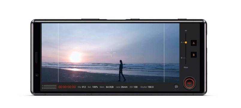 Sony Xperia 5 filmy