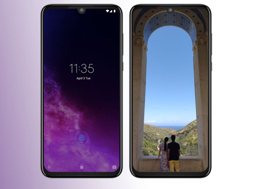 Motorola One Zoom OLED