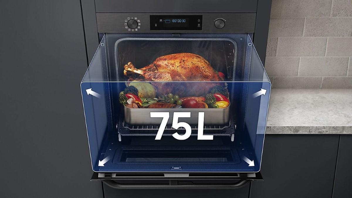 Samsung Dual Flex mieści 75 litrów jedzenia