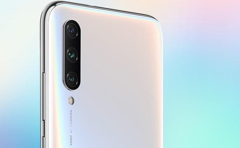 Xiaomi Mi A3 aparaty