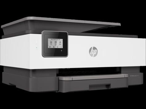 urządzenie wielofunkcyjne HP z wyświetlaczem