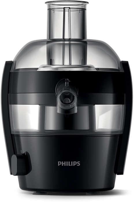 kompaktowa sokowirówka od Philips