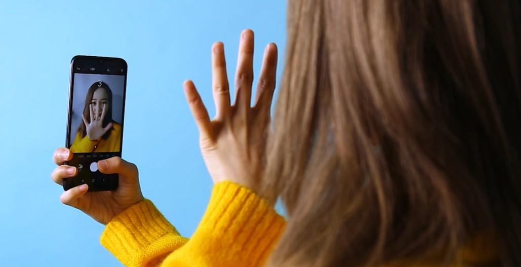 Redmi 7 gesty