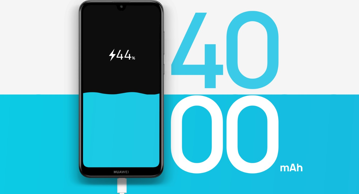 Huawei y7 2019 bateria