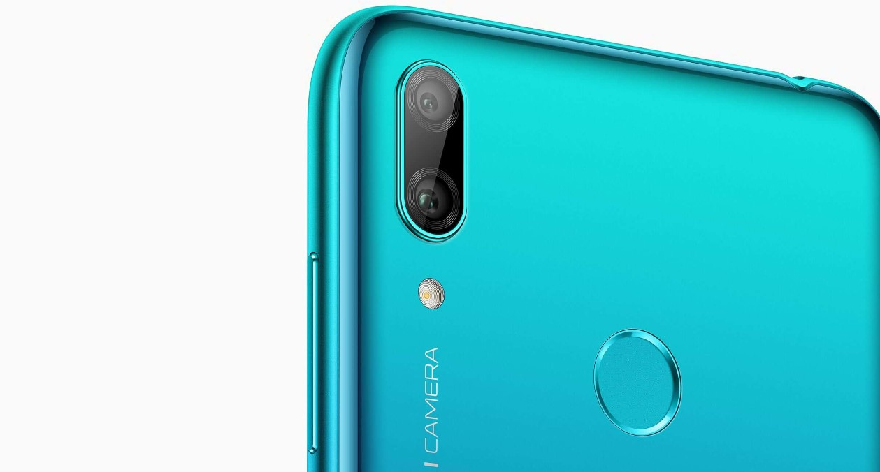 Huawei Y7 2019 aparaty
