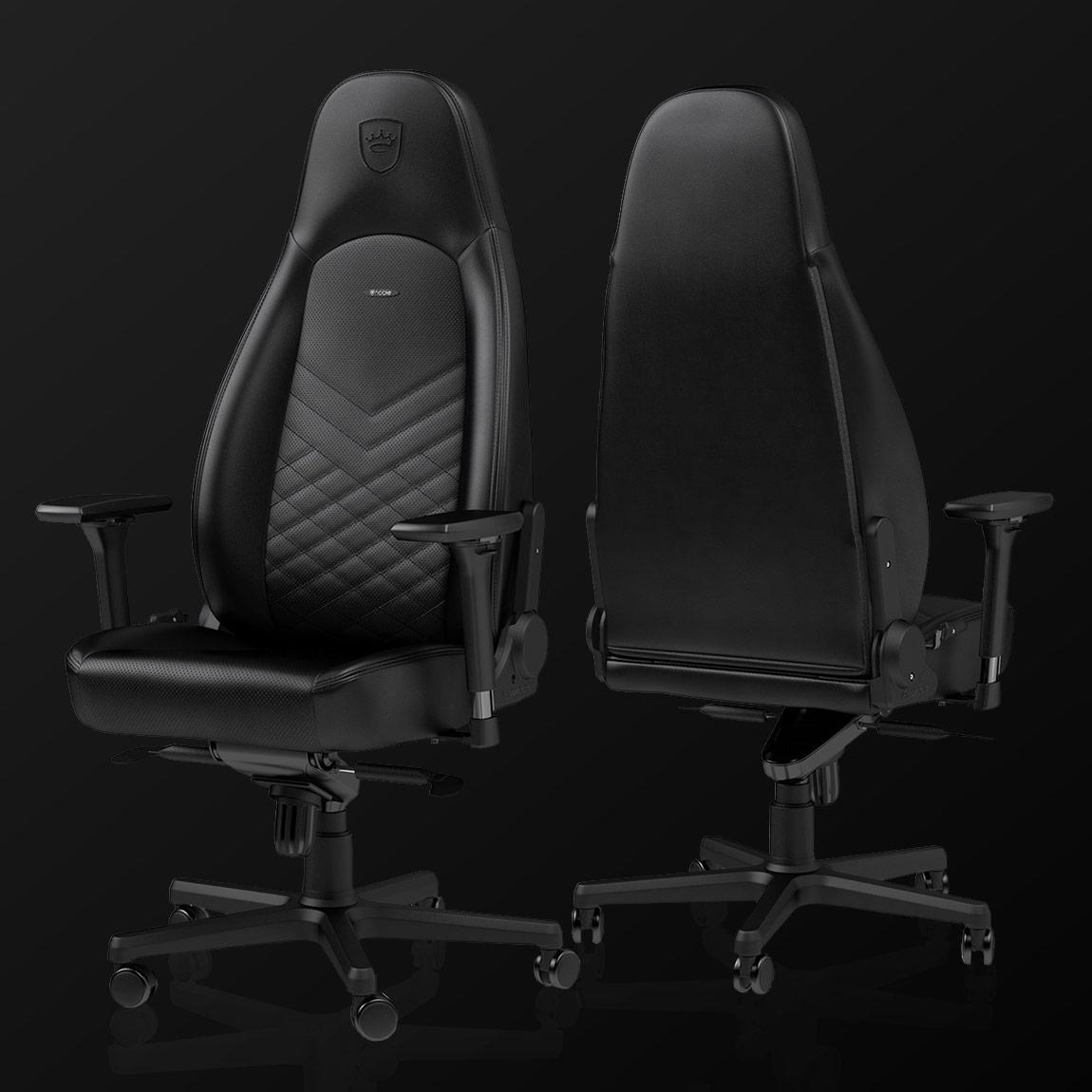 fotel dla gracza noblechairs ICON