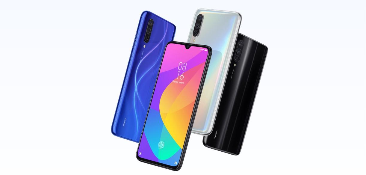 Xiaomi Mi 9 Lite wersje kolorystyczne