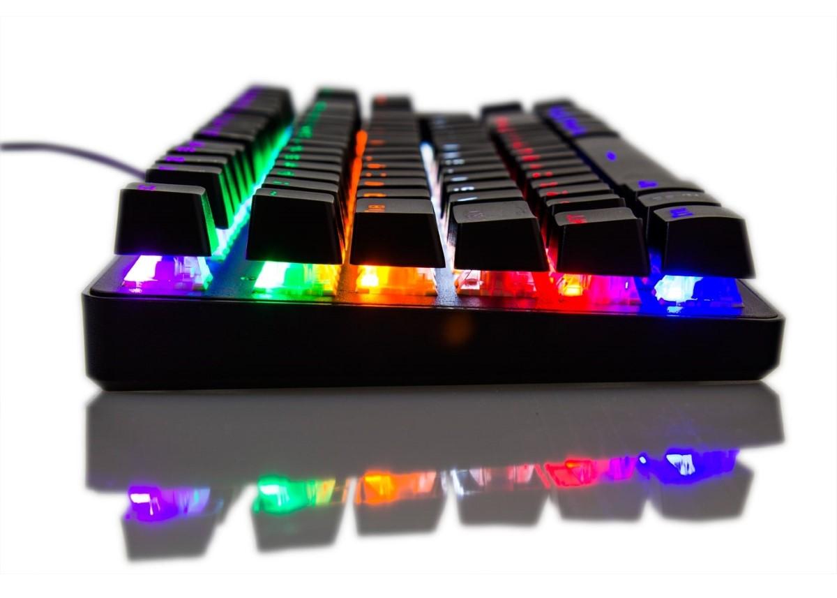 Podświetlenie w Hykker X Range Pro