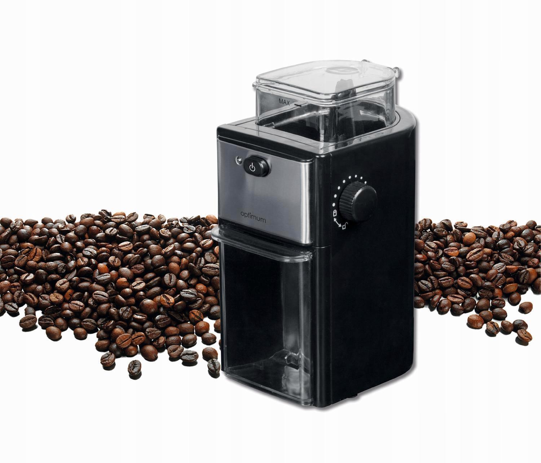 mlynek do kawy i ziarna kawy