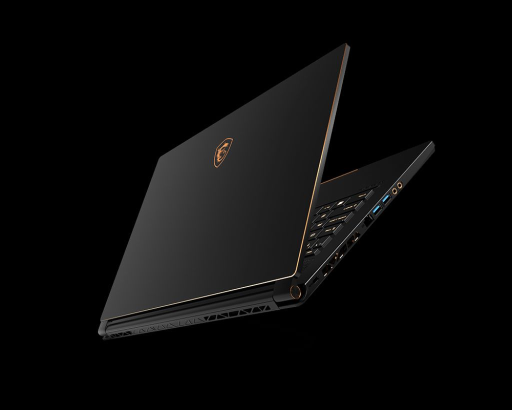 notebook MSI GS65 Stealth 9SG wygląd