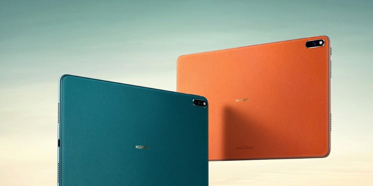 Huawei MatePad Pro z dwoma kolorami