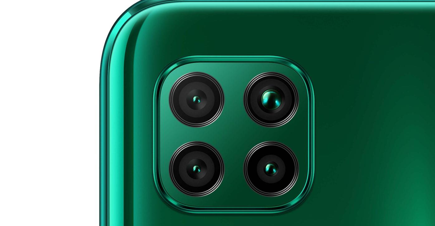 Huawei P40 Lite aparaty z tyłu