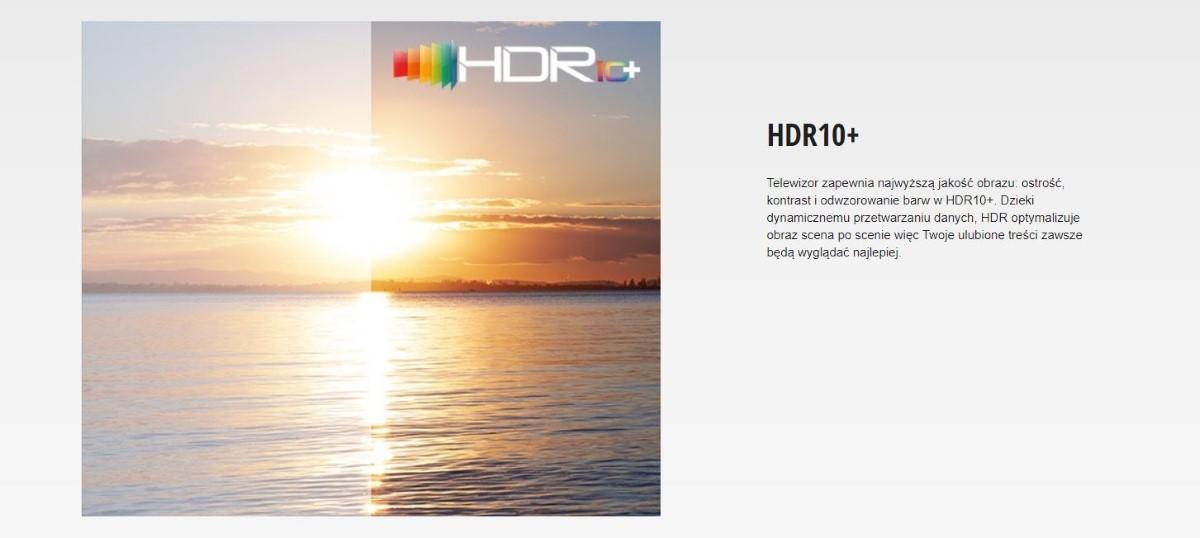 HDR 10 w telewizorach Panasonic