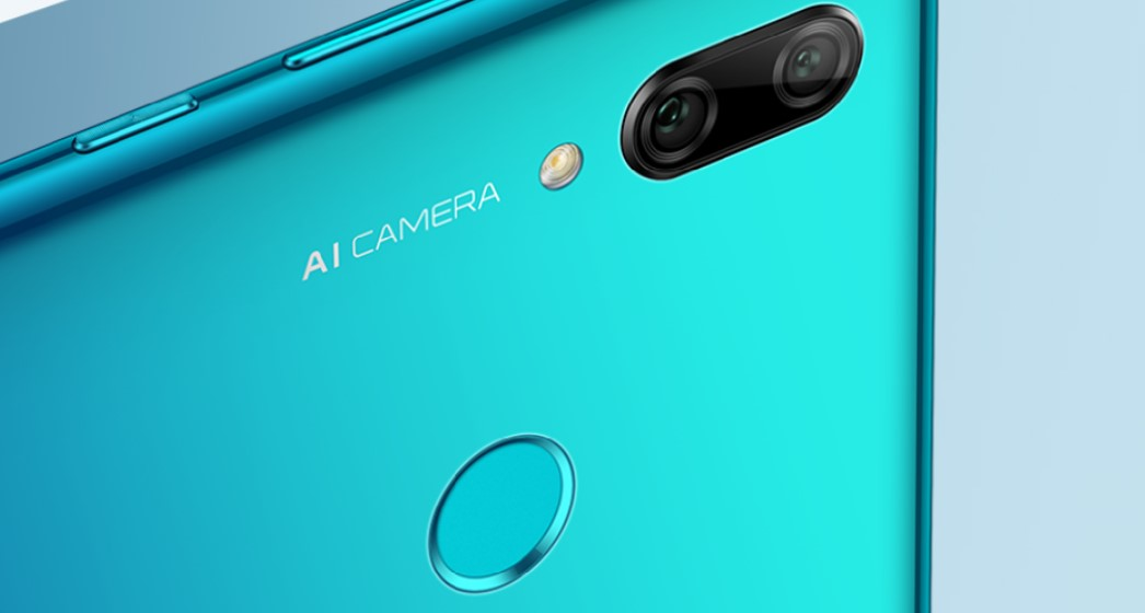 Huawei P Smart 2019 fotografia