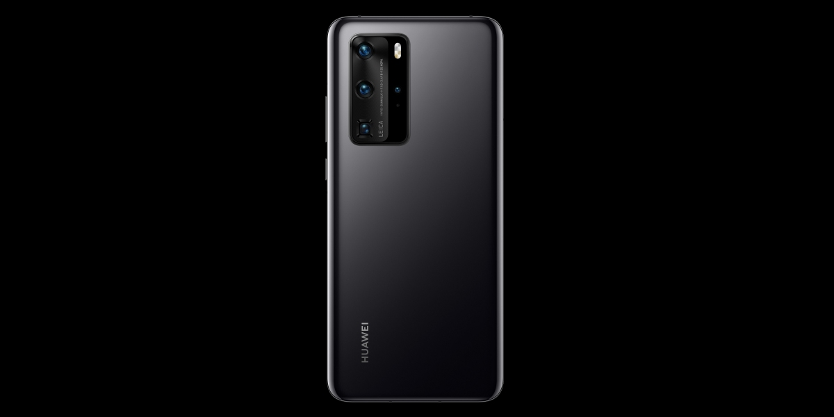 Huawei P40 Pro - slow motion