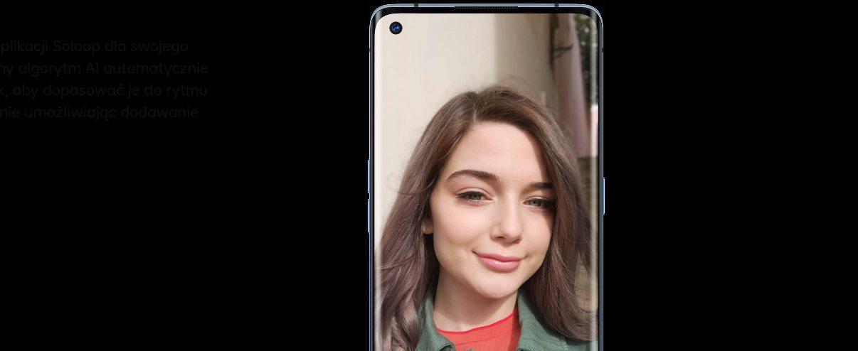 Oppo reno 3 pro selfie