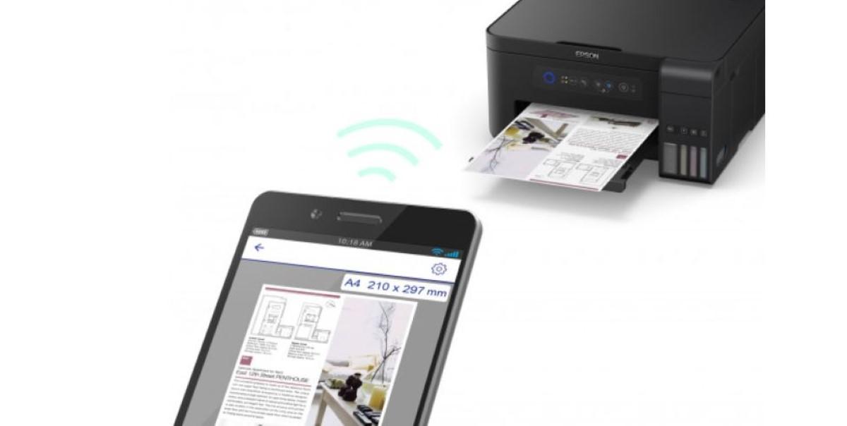 Aplikacja do korzystania z Epson EcoTank ITS L4150 (C11CG25401)