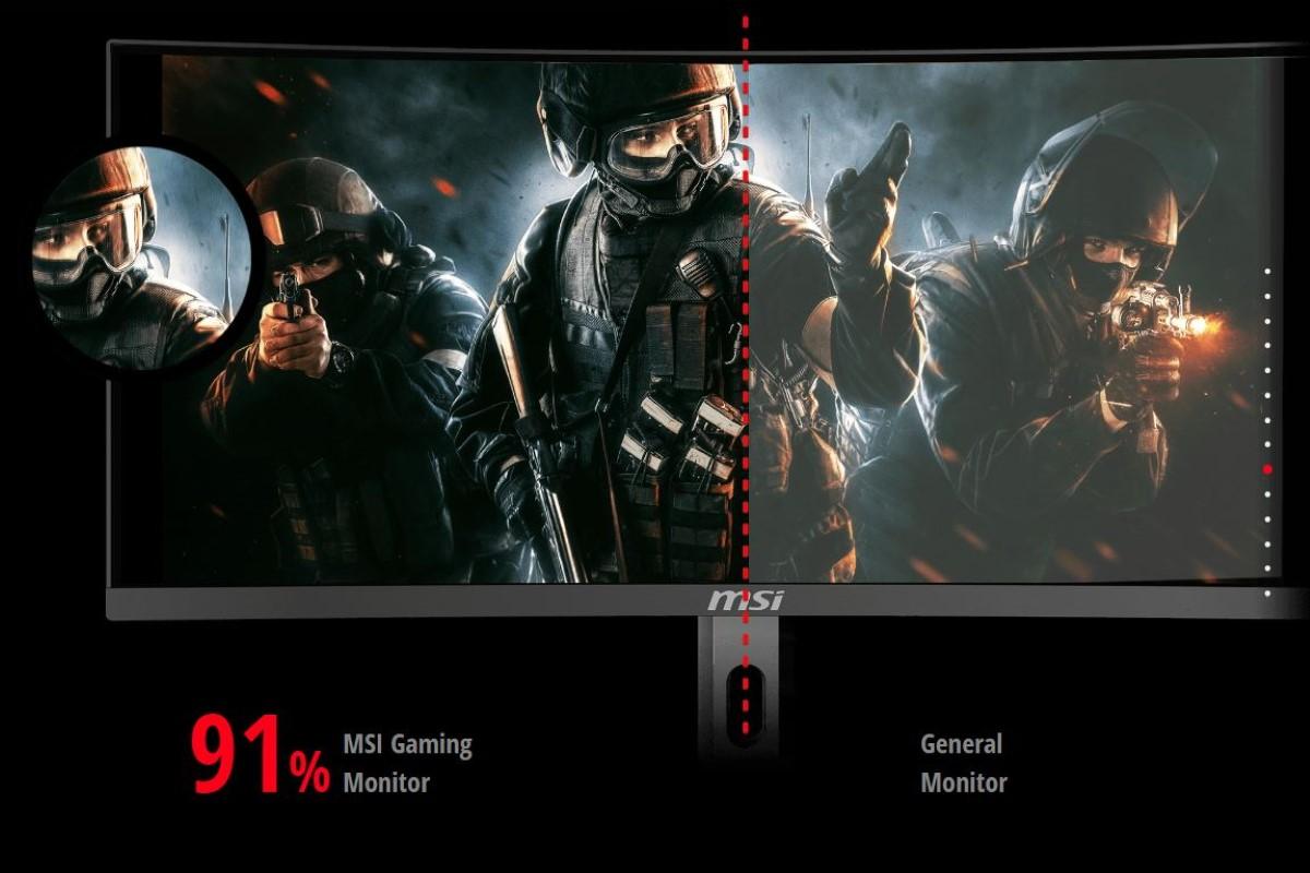 Monitor MSI gamingow MSI OPTIX MAG301CR