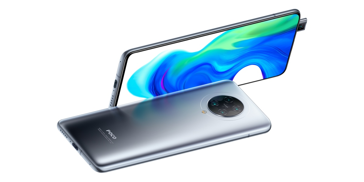 POCO F2 Pro ekran i aparat