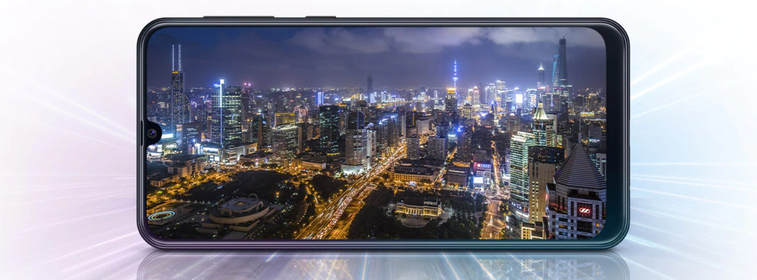 Wydajny Samsung Galaxy M21