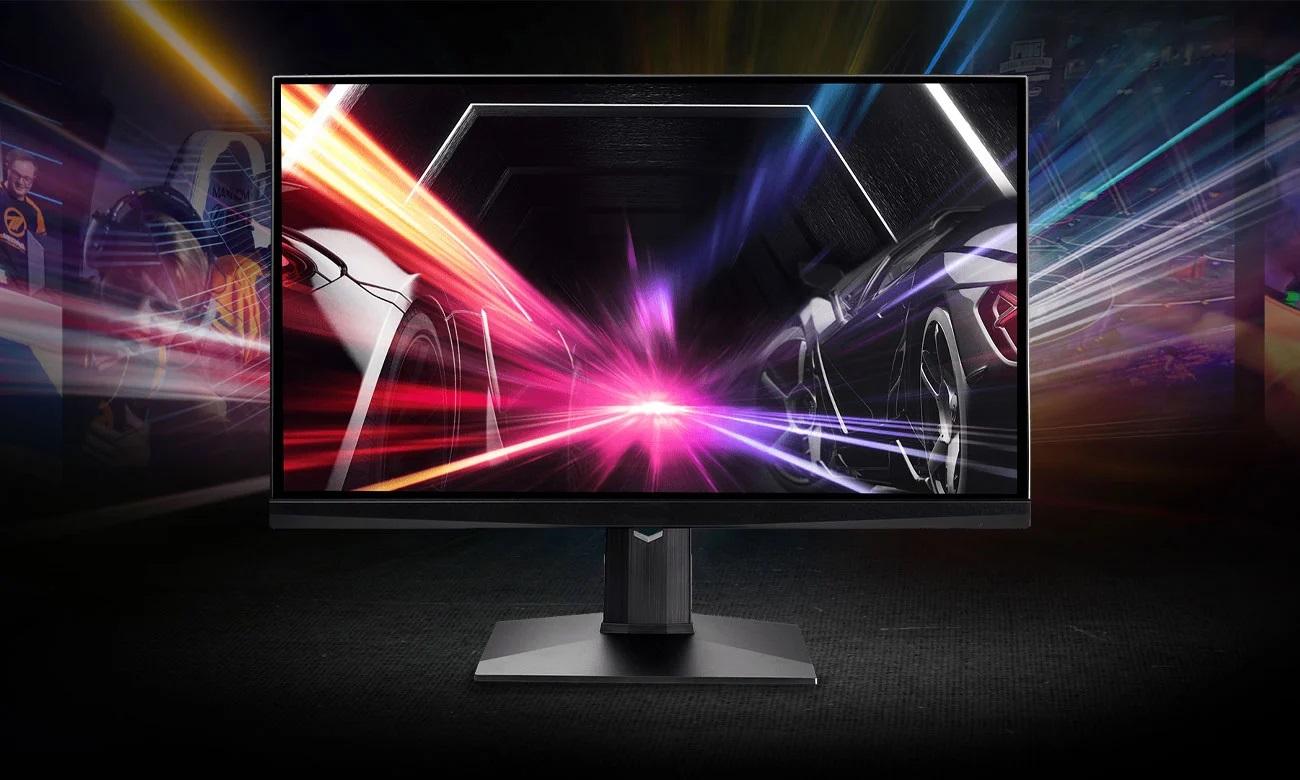 zaawansowany monitor dla graczy