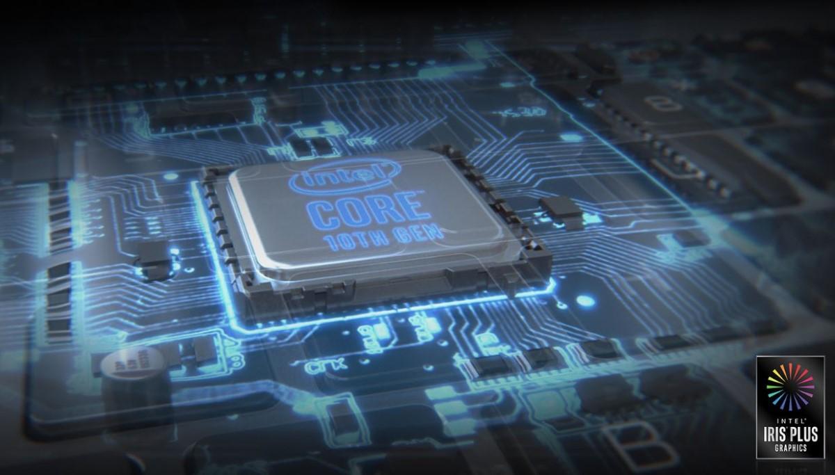 Intel i7 10 generacji w komputerach LG Gram