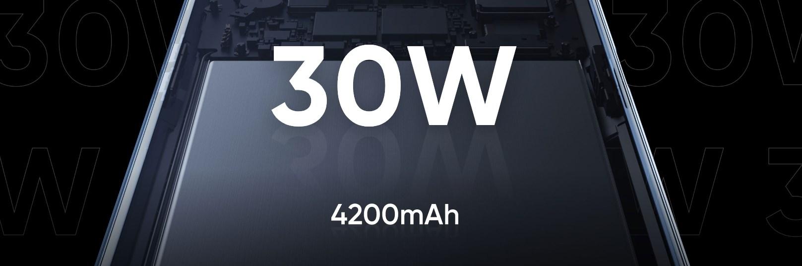 Bateria 4200 mAh