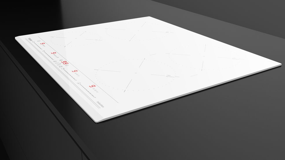 płyta indukcyjna TEKA biała