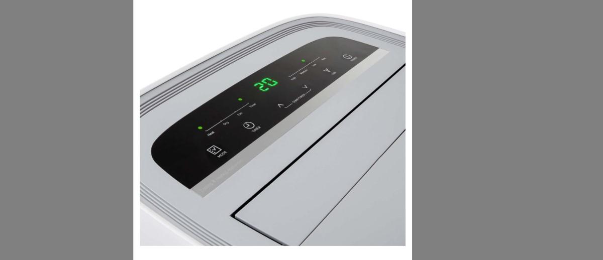 Sencor SAC MT9020C wyświetlacz