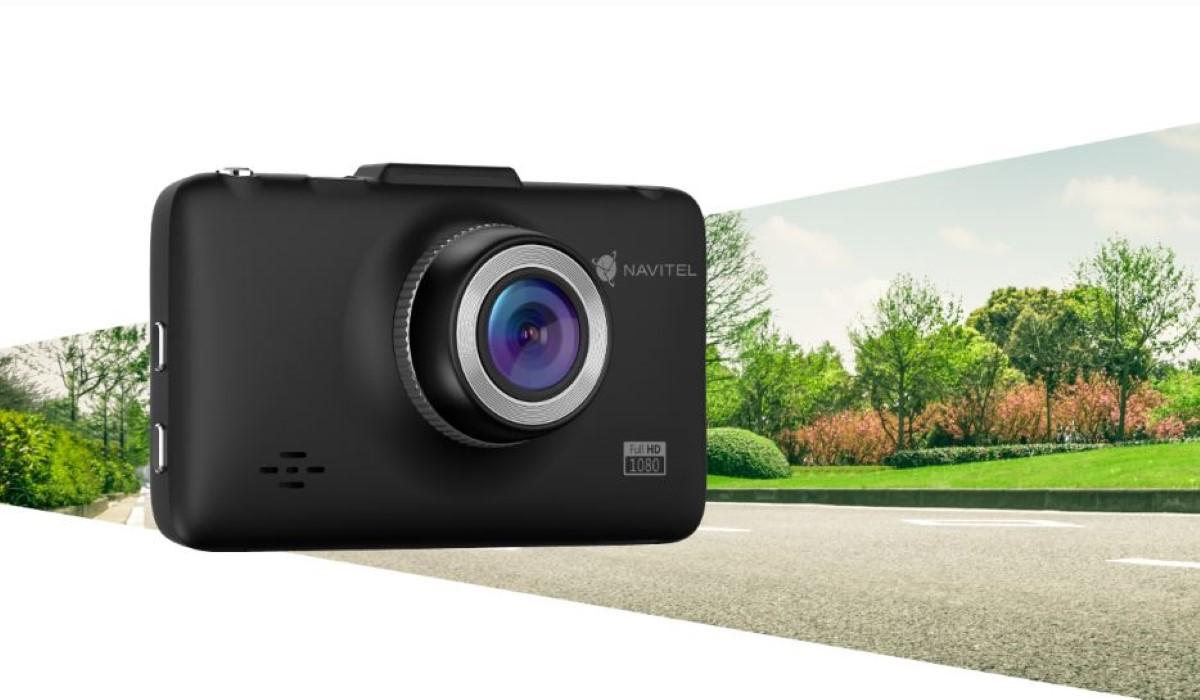 Grafika promocyjna kamery Navitel CR900