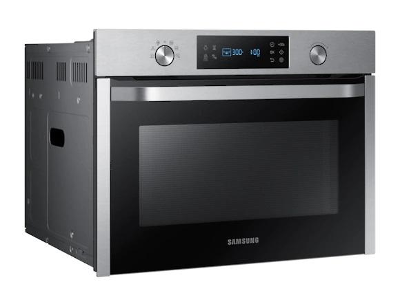 pojemna kuchenka mikrofalowa Samsung do zabudowy