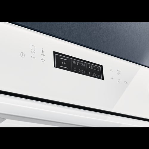 wyświetlacz LCD od kuchenki mikrofalowej