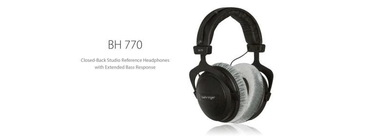 Grafika Behringer BH 770 Extended Bass Response