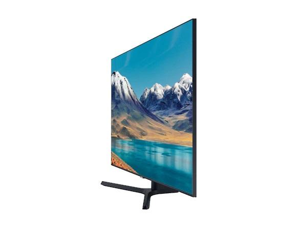 duży telewizor 4K firmy Samsung