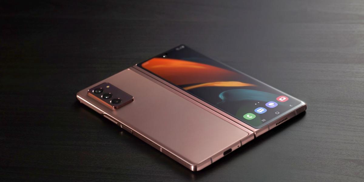 Galaxy Z Fold 2 aparaty